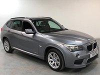 USED 2011 11 BMW X1 2.0 XDRIVE18D M SPORT 5d 141 BHP
