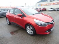 USED 2013 13 RENAULT CLIO 1.1 EXPRESSION PLUS 16V 5d 75 BHP GOT A POOR CREDIT HISTORY * DON'T WORRY * WE CAN HELP * APPLY NOW *