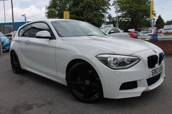 2013 BMW 1 SERIES 1.6 116I M SPORT 3d 135 BHP £9851.00