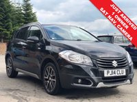 USED 2014 14 SUZUKI SX4 S-CROSS 1.6 SZ-T 5d 118 BHP Stunning Suzuki S-Cross 1.6 SZ-T in metallic Black having had just one previous owner and comes with the best specification including SAT NAV, Reversing Camera, Parking Sensors, Privacy Glass, Keyless Entry, Bluetooth, Air Con, DA Radio, 2 Keys and represents hassle free motoring with the last service in June 2019, a full 12 month MOT and a Free RAC Warranty . Nationwide Delivery Available. finance Available at 9.9% APR Representative.
