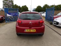 USED 2010 10 CITROEN C3 1.4 VTR PLUS 5d 72 BHP NEW MOT, SERVICE & WARRANTY