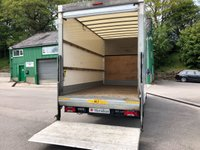 USED 2014 64 IVECO DAILY 35S13 LWB 13'6 LUTON TAIL LIFT 130PS *13'6 LUTON WITH TAIL LIFT*