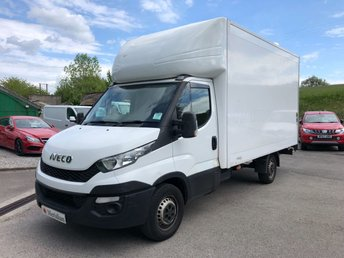2014 IVECO DAILY 35S13 LWB 13'6 LUTON TAIL LIFT 130PS £SOLD