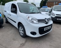 USED 2016 66 RENAULT KANGOO MAXI 1.5 LL21 BUSINESS PLUS DCI 1d 90 BHP BUSINESS PLUS MODEL