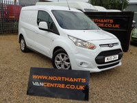 2015 FORD TRANSIT CONNECT 1.6 200 LIMITED 5d 115 BHP £7790.00