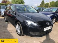 USED 2012 62 VOLKSWAGEN GOLF 1.6 S TDI 5d 103 BHP NEED FINANCE? WE CAN HELP!