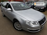 2008 VOLKSWAGEN PASSAT 2.0 TDI SE 5d 138 BHP DEALER HISTORY + LEATHER £3290.00
