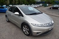USED 2006 06 HONDA CIVIC 2.2 SE I-CTDI 5d 139 BHP