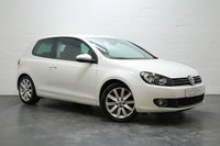 USED 2011 61 VOLKSWAGEN GOLF 2.0 GT TDI 3d 138 BHP FULL SERVICE HISTORY + FULL LEATHER INTERIOR