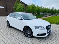 USED 2010 59 AUDI A3 2.0 SPORTBACK TDI S LINE SPECIAL EDITION 5d 138 BHP