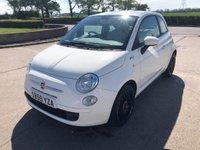 2010 FIAT 500 1.2 POP 3d 69 BHP £3695.00