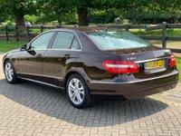 USED 2010 60 MERCEDES-BENZ E CLASS 2.1 E250 CDI BLUEEFFICIENCY AVANTGARDE 4d AUTO 204 BHP
