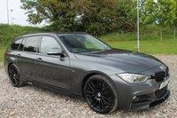 2014 BMW 3 SERIES 3.0 335D XDRIVE M SPORT TOURING 5d AUTO 309 BHP £18495.00
