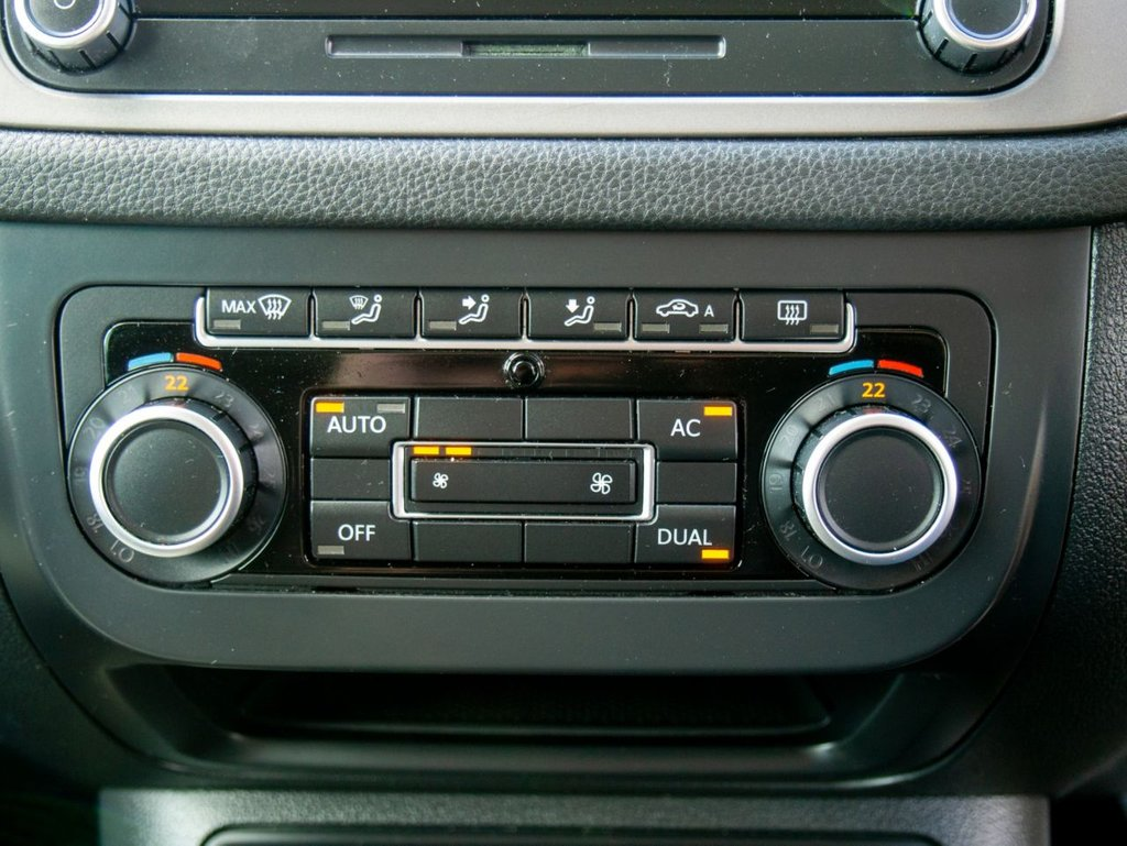 USED 2010 60 VOLKSWAGEN TIGUAN 2.0 R-LINE TDI 4MOTION 5d 168 BHP