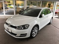2013 VOLKSWAGEN GOLF 1.4 GT TSI ACT BLUEMOTION TECHNOLOGY DSG 5d 138 BHP £11495.00
