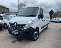 2015 RENAULT MASTER 2.3 MML35 BUSINESS DCI S/R P/V 1d 125 BHP £10000.00