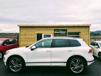 USED 2015 VOLKSWAGEN TOUAREG 3.0 V6 R-LINE TDI BLUEMOTION TECHNOLOGY 5d AUTO 259 BHP ****FINANCE AVAILABLE****