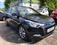 USED 2017 66 HYUNDAI I20 1.0 T-GDI TURBO EDITION 5d 99 BHP