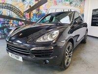 2013 PORSCHE CAYENNE 3.0 D V6 TIPTRONIC 5d AUTO 245 BHP