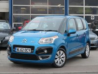 USED 2012 62 CITROEN C3 PICASSO 1.6 PICASSO VTR PLUS HDI 5d 91 BHP