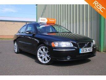 2006 VOLVO S60 2.4 T SE SPORT 4d AUTO 260 BHP £4995.00