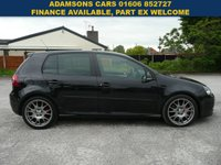 USED 2008 08 VOLKSWAGEN GOLF 2.0 GTI EDITION 30 T 5d AUTO 227 BHP