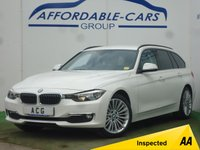 USED 2013 62 BMW 3 SERIES 2.0 320D LUXURY TOURING 5d 181 BHP