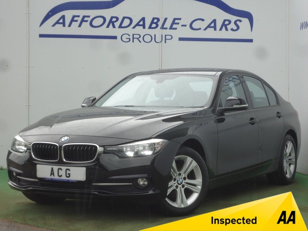 USED 2016 16 BMW 3 SERIES 2.0 320D XDRIVE SPORT 4d 188 BHP