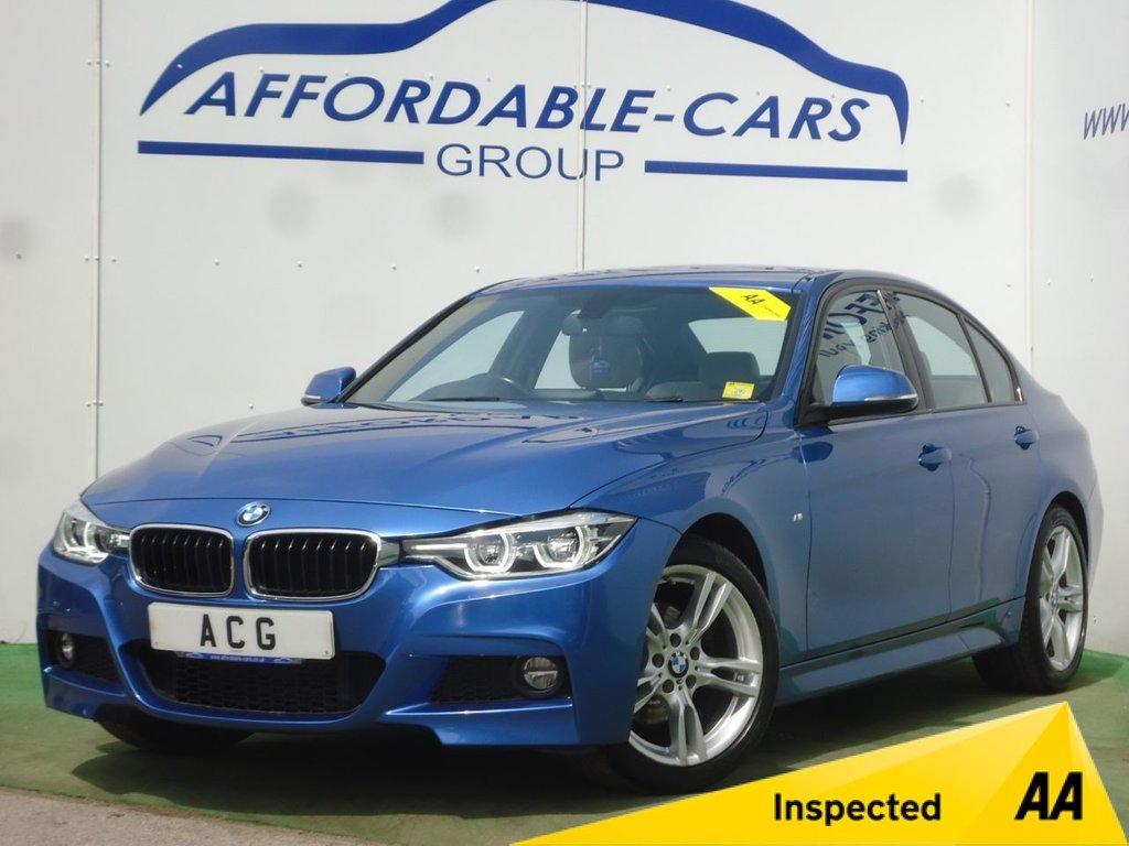 USED 2016 16 BMW 3 SERIES 2.0 320D M SPORT 4d AUTO 188 BHP