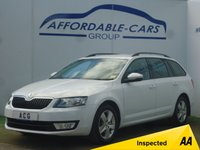 USED 2015 15 SKODA OCTAVIA 1.6 SE BUSINESS TDI CR 5d 103 BHP