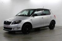 2012 SKODA FABIA 1.6 MONTE CARLO TDI CR 5d 75 BHP £4980.00