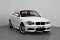 2011 BMW 1 SERIES 2.0 120I M SPORT 2d AUTO 168 BHP £10832.00