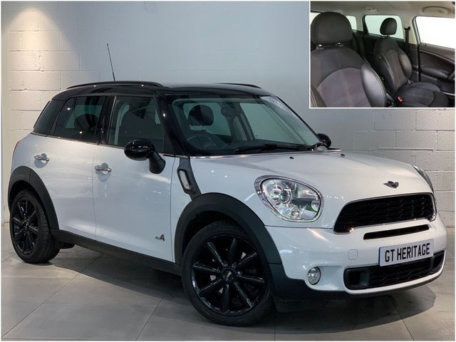 2011 11 MINI COUNTRYMAN 1.6 COOPER S ALL4 184 BHP [CHILI]