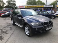 USED 2007 57 BMW X5 3.0 D SE 7STR 5 DOOR AUTO 232 BHP IN BLUE FULL LEATHER SERVICE HISTORY 7 SEATS GREAT CAR TRADE CLEARANCE  APPROVED CARS AND FINANCE ARE PLEASED TO OFFER THIS BMW X5 3.0 D SE 7 SEATS 5 DOOR AUTO 232 BHP IN BLUE. HUGE SPEC INCLUDING ABS,ALLOY WHEELS,CRUISE CONTROL,ELECTRIC WINDOWS,FULL LEATHER,7 SEATS,MEMORY SEATS,LCD DISPLAY,AUTO WIPERS AND MUCH MORE. WE ARE OFFERING THIS CAR AS A PART EXCHANGE TO CLEAR SO AS YOU CAN SEE IT IS PRICED TO SELL. CALL 01622-871-555 TODAY TO BOOK YOUR TEST DRIVE.