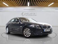 USED 2015 15 BMW 5 SERIES 2.0 525D SE 4d AUTO 215 BHP ***NO ULEZ CHARGE ON THIS VEHICLE***