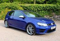 2016 VOLKSWAGEN GOLF 2.0 R 3d 298 BHP £19495.00