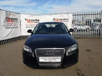USED 2010 10 AUDI A3 1.6 Technik 3dr LOW MILES+BLUETOOTH