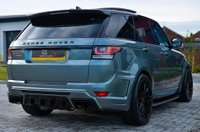 USED 2017 66 LAND ROVER RANGE ROVER SPORT 3.0 SD V6 HSE Dynamic CommandShift 2 4X4 (s/s) 5dr NAV+PAN ROOF+7 SEATER+CAMERA