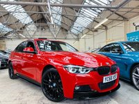 USED 2016 66 BMW 3 SERIES 3.0 335d M Sport Sport Auto xDrive (s/s) 4dr PERFORMANCE PACK 19S HTD LTHR