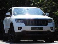 USED 2013 13 JEEP GRAND CHEROKEE 3.0 V6 CRD S-LIMITED 5d AUTO 237 BHP HUGE SPEC SAT NAV REV CAM FSH