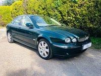 2004 JAGUAR X-TYPE 3.0 V6 SE 4d AUTO 231 BHP £1495.00