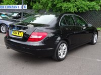 USED 2014 14 MERCEDES-BENZ C CLASS 1.6 C180 EXECUTIVE SE PREMIUM PLUS 4d AUTO 154 BHP Nav,RevCam,PanRoof,Cruise+
