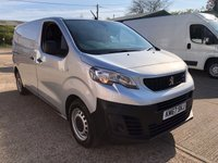 USED 2017 67 PEUGEOT EXPERT 2.0 BLUE HDI PROFESSIONAL STANDARD 120 BHP EURO 6