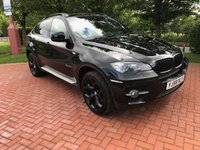 USED 2008 58 BMW X6 3.0 XDRIVE35D 4d AUTO 282 BHP