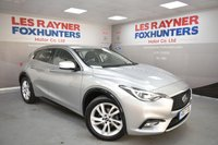 USED 2017 17 INFINITI Q30 1.5 BUSINESS EXECUTIVE D 5d 107 BHP Sat Nav, Bluetooth, Cruise control, DAB Radio, 1 Owner