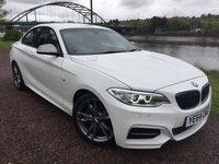 2014 BMW M2 3.0 M235I 2d AUTO 322 BHP £18990.00