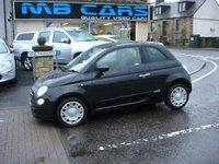2008 FIAT 500 1.4 POP 3d 99 BHP SOLD