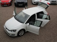 USED 2013 63 VOLKSWAGEN GOLF 1.6 S TDI BLUEMOTION TECHNOLOGY 5d 103 BHP ZERO ROAD TAX, BLUETOOTH, PARKING SENSORS, CRUISE CONTROL, HPI CLEAR