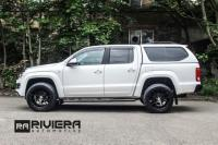 "USED 2016 65 VOLKSWAGEN AMAROK 2.0 DC TDI ATACAMA 4MOTION 1d 180 BHP 20"" ALLOYS