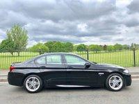2016 BMW 5 SERIES 2.0 520D M SPORT 4d AUTO 188 BHP £15995.00